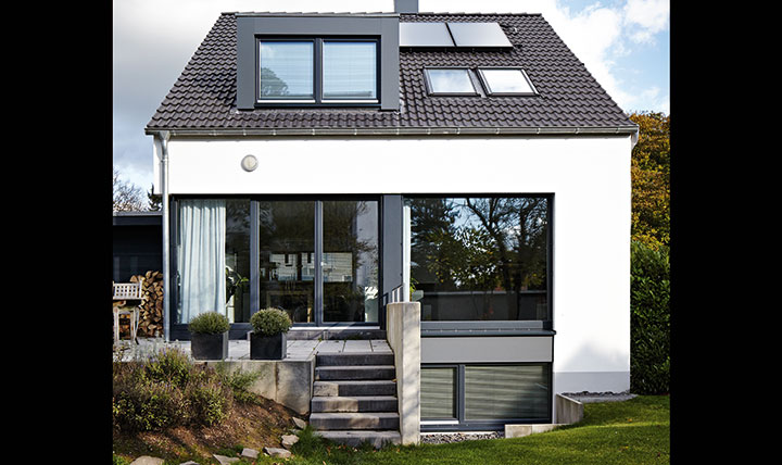 architekt scherer dipl ing werner scherer. Black Bedroom Furniture Sets. Home Design Ideas